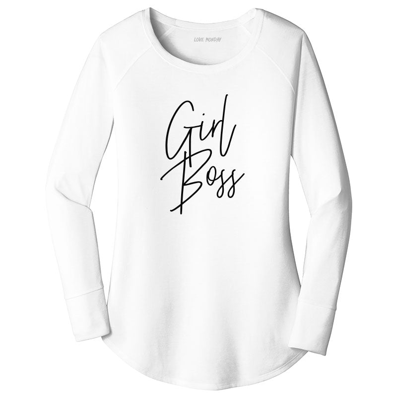 Girl Boss Long Sleeve