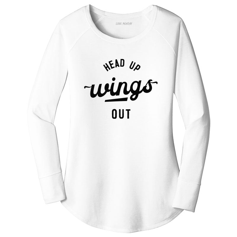 Head Up Wings Out Long Sleeve