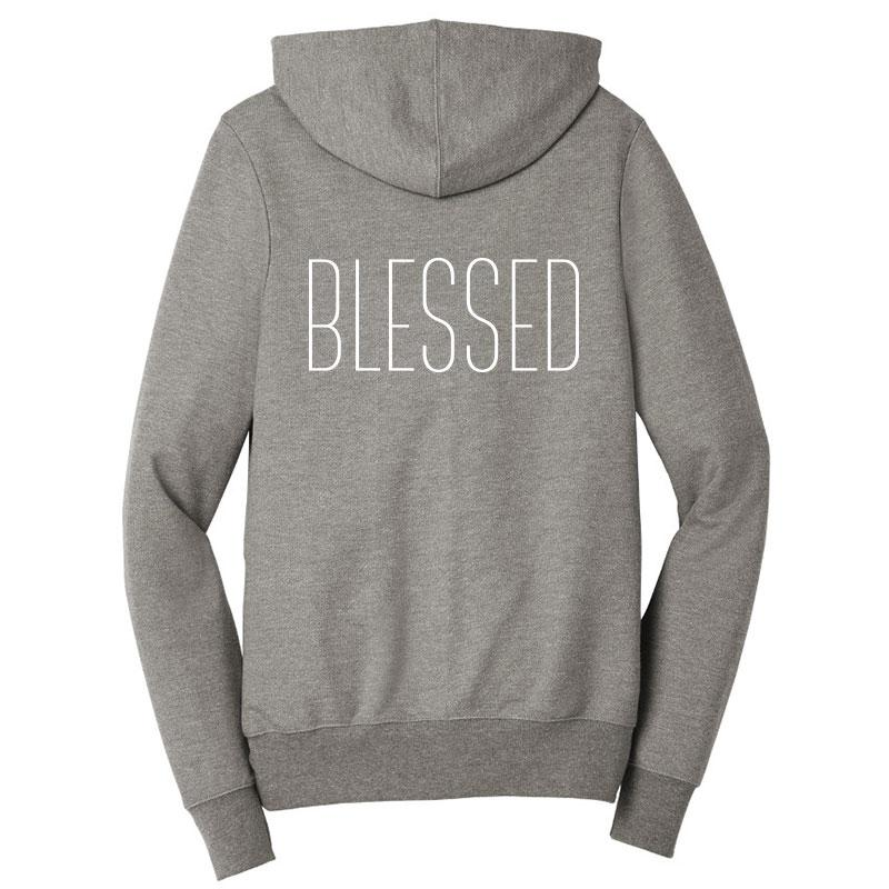Blessed Zip-Up