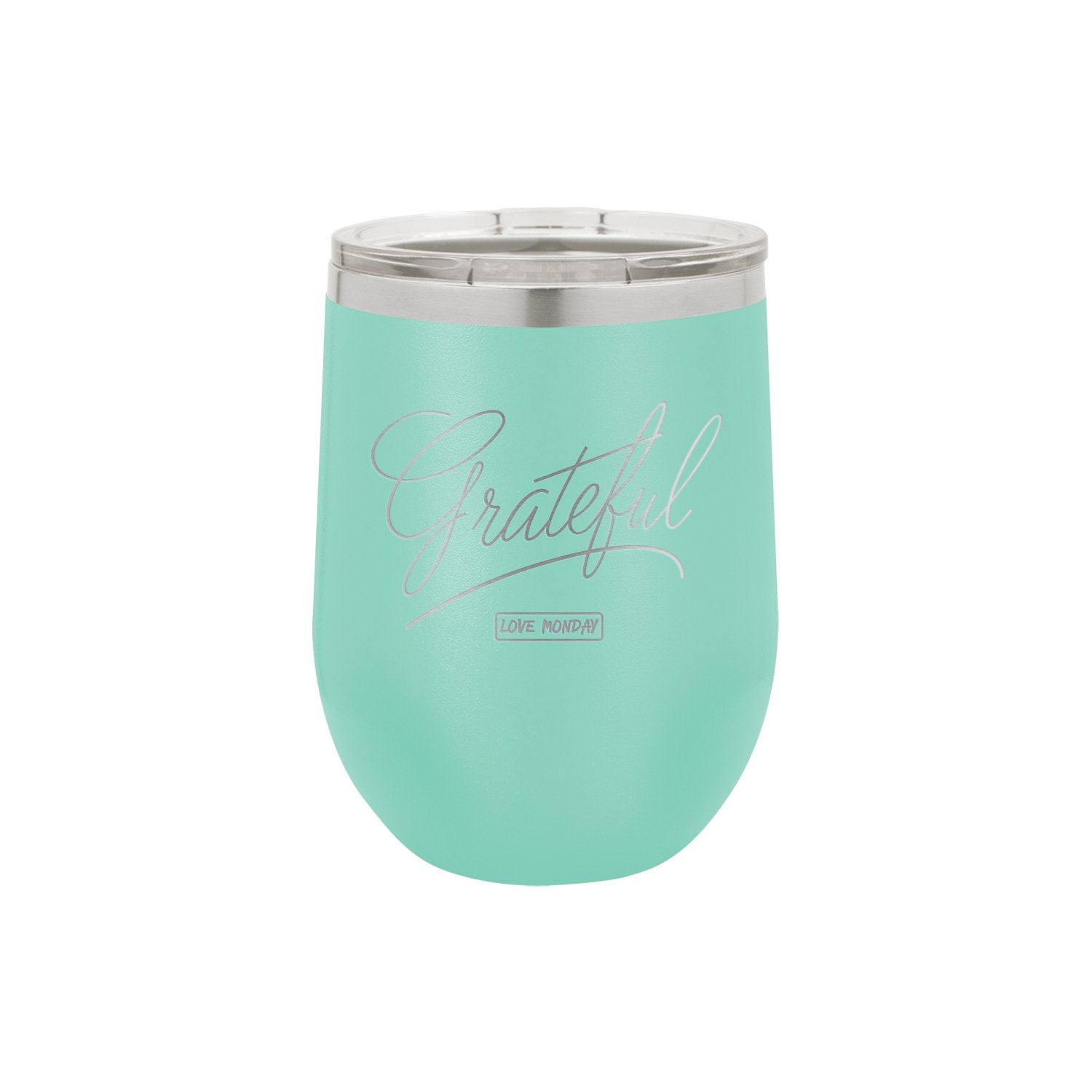 Grateful Stemless Wine Cup