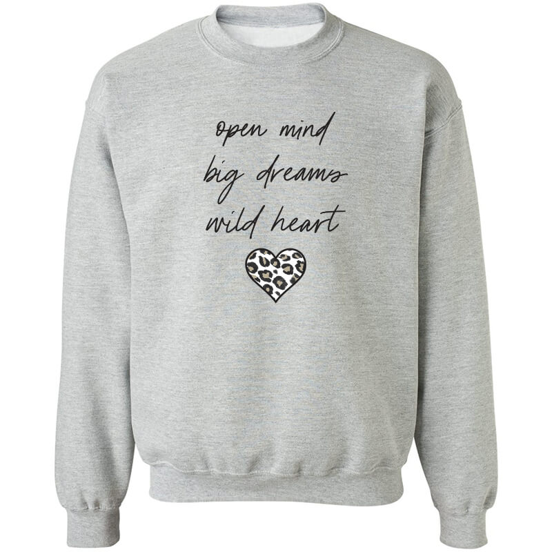 Wild Heart Sweatshirt