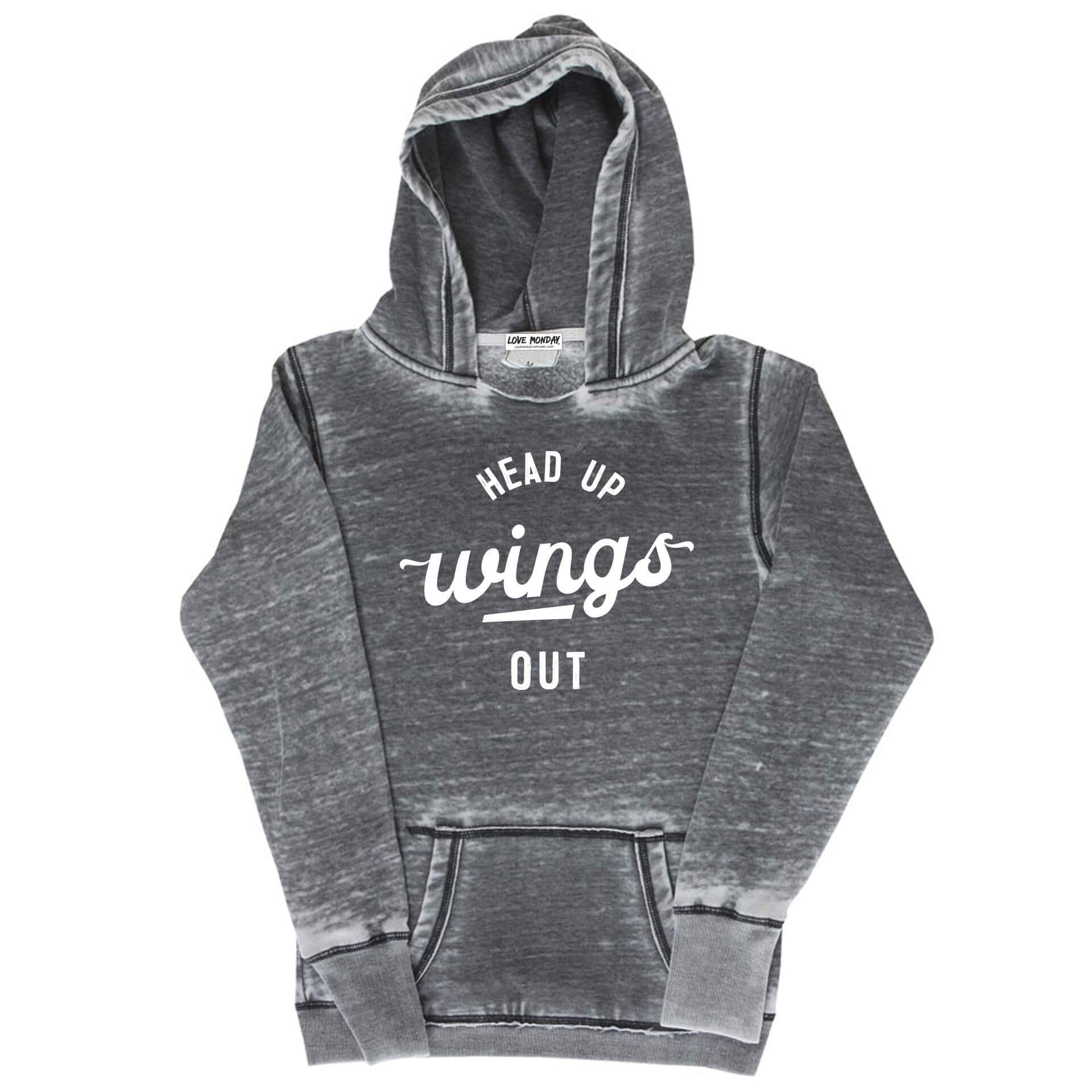 Head Up Wings Out Hoodie