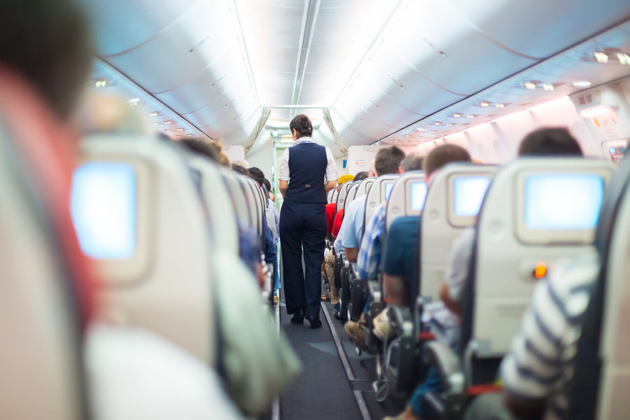 This is What Happens to Your Body When You Fly