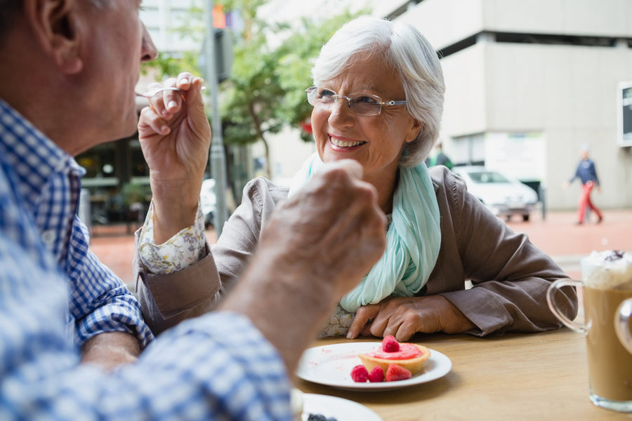 Elderly Eaters Need to be More Mindful of How Often They Eat, Report Reveals