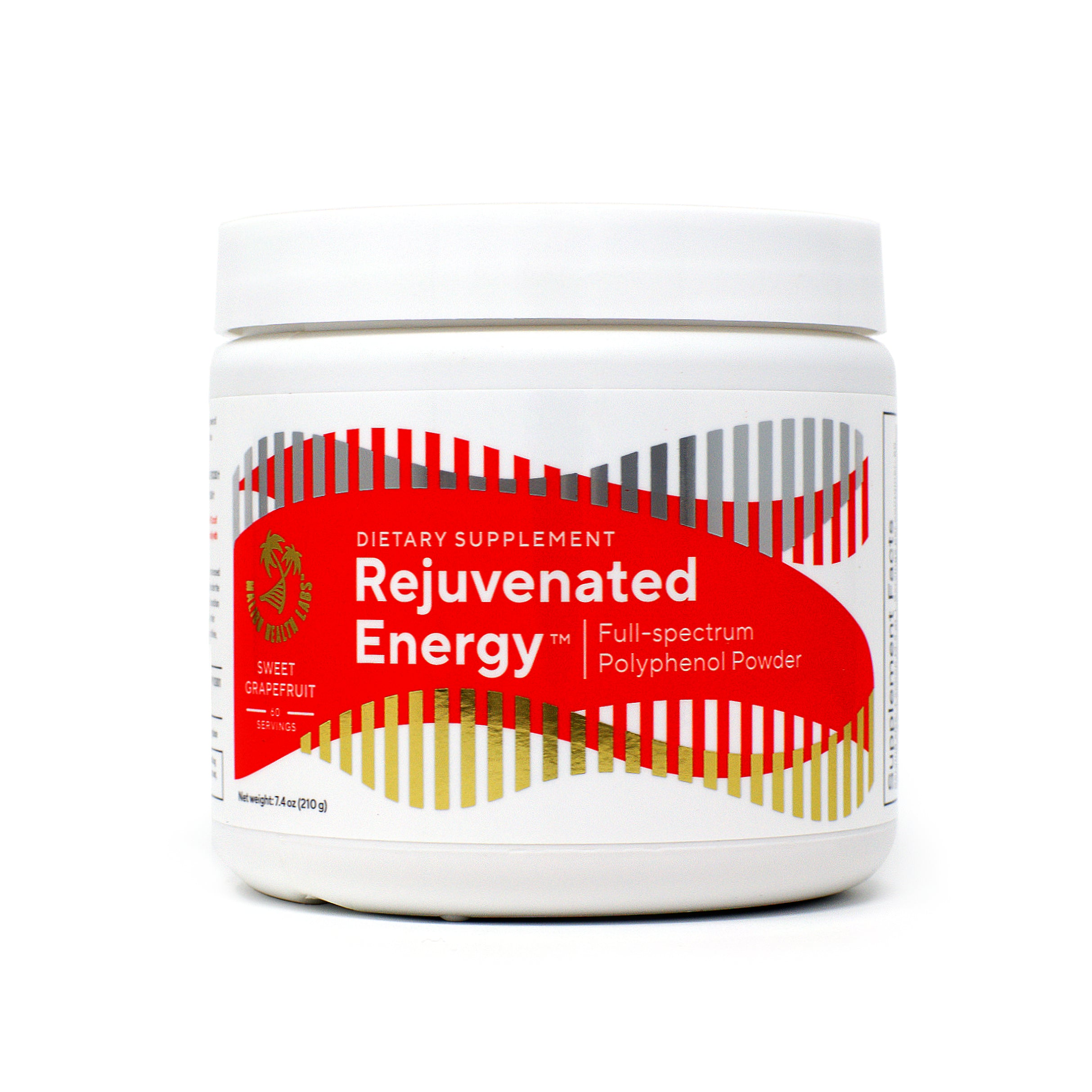 Rejuvenated Energy