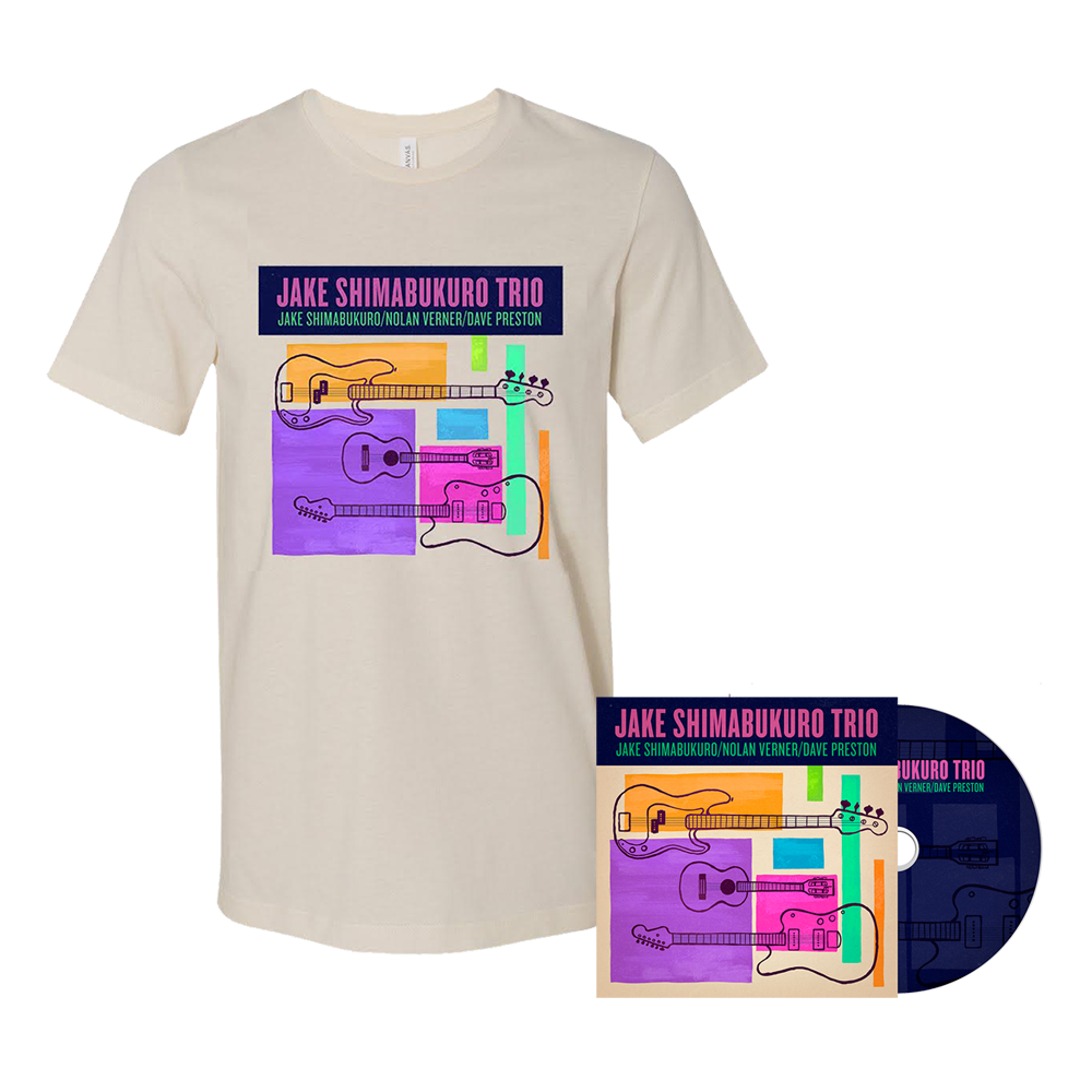 BUNDLE! Trio CD + T-Shirt
