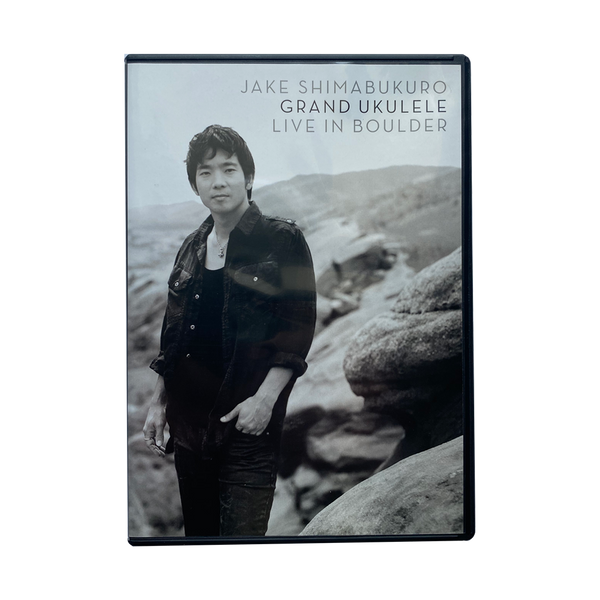 Grand Ukulele DVD - Live In Boulder