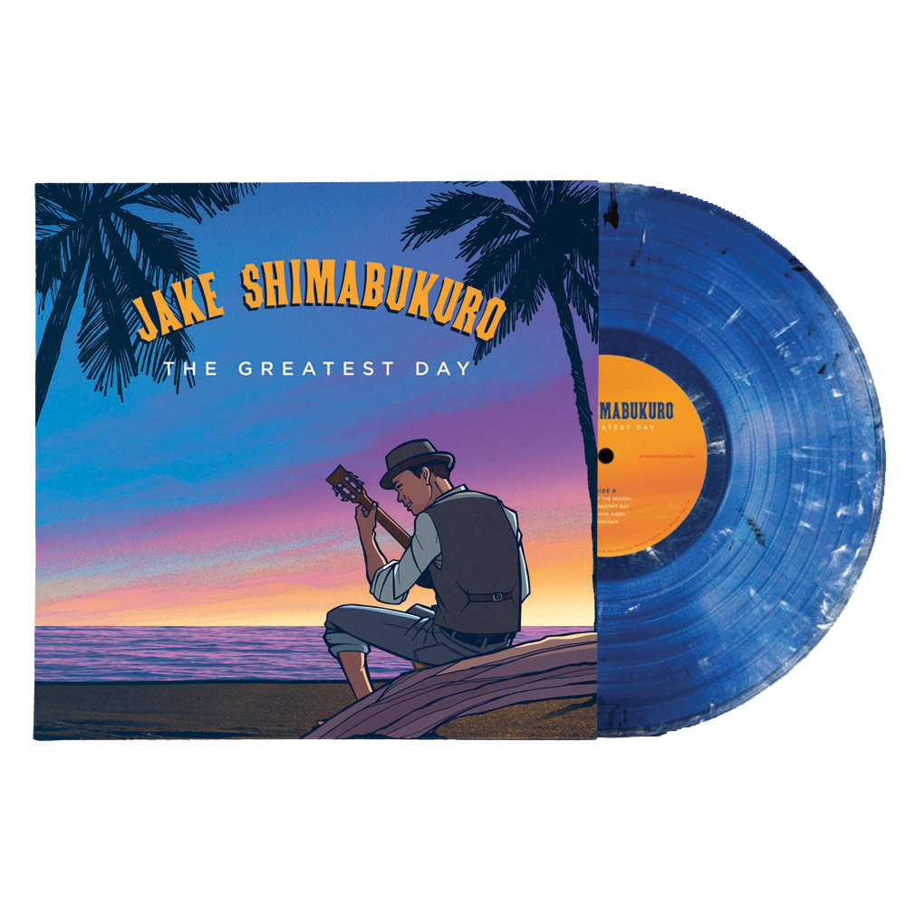 The Greatest Day (2018) Double Vinyl - Signed