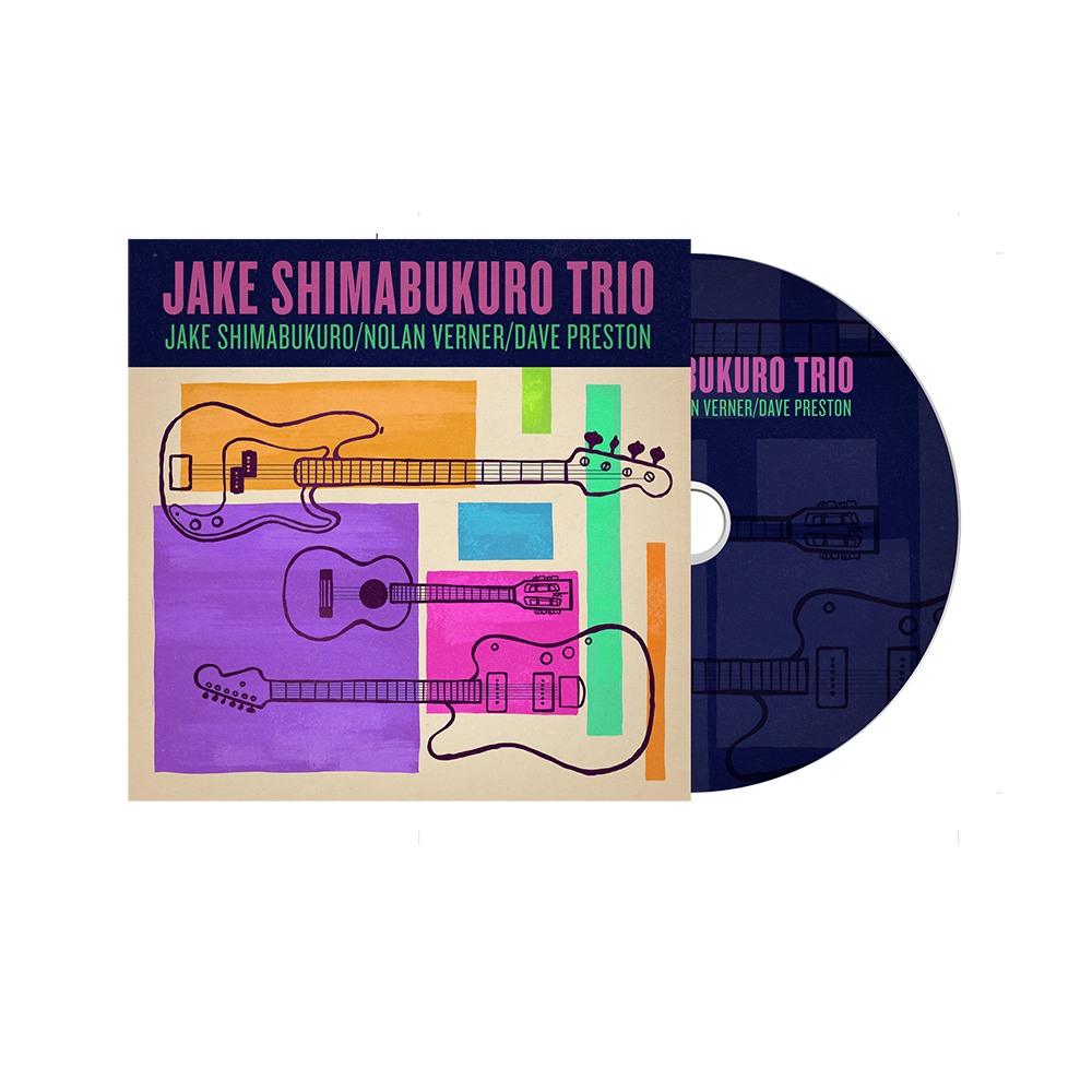 Jake Trio CD (Signed)
