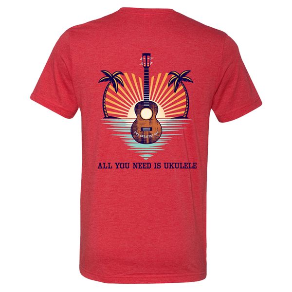 All You Need T-Shirt - Red