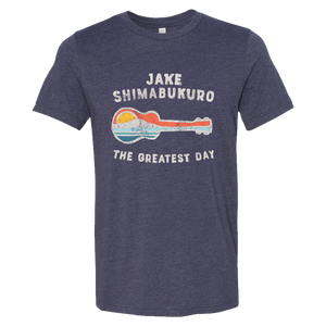 Greatest Day T-shirt - Navy