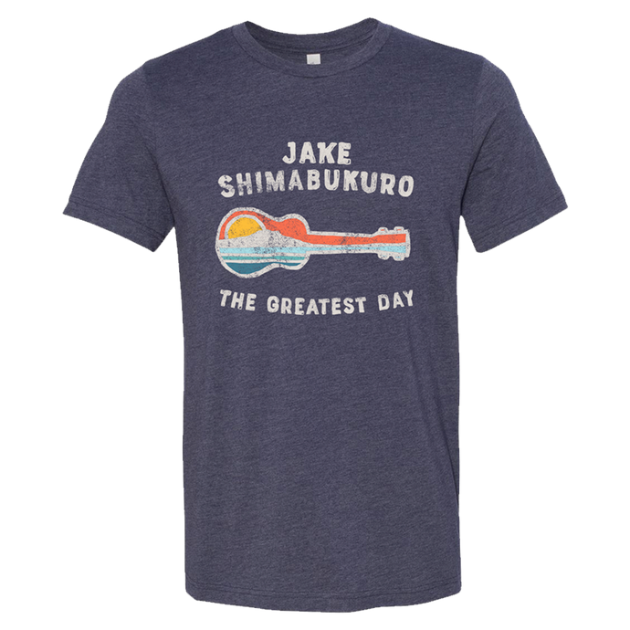 Greatest Day T-shirt Navy