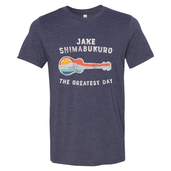 The Greatest Day T-shirt - Navy