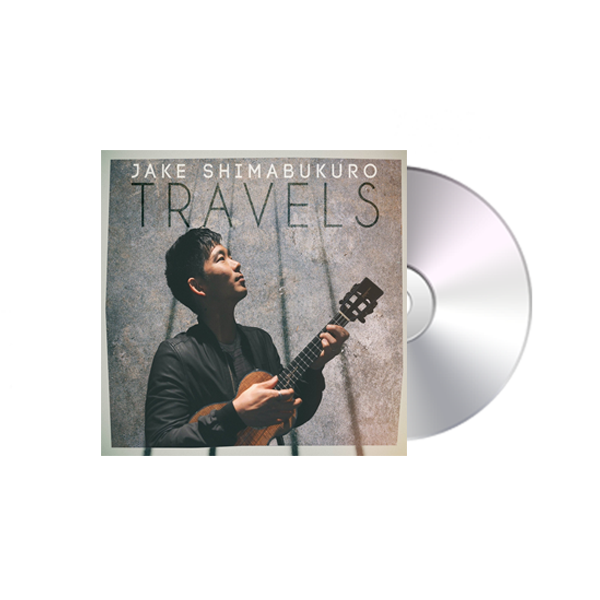 Travels (2015) CD