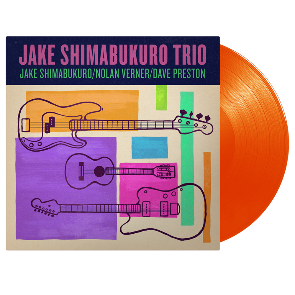 Jake Trio Vinyl (Signed)