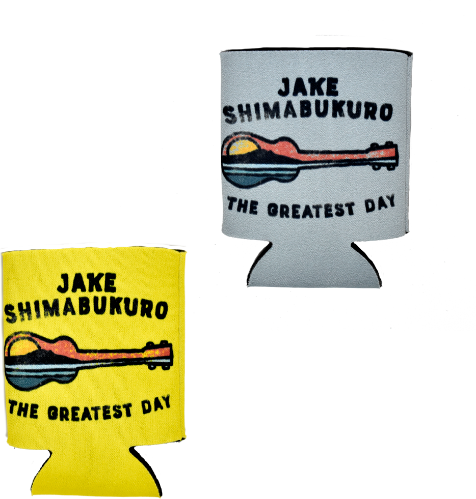 The Greatest Day Koozie