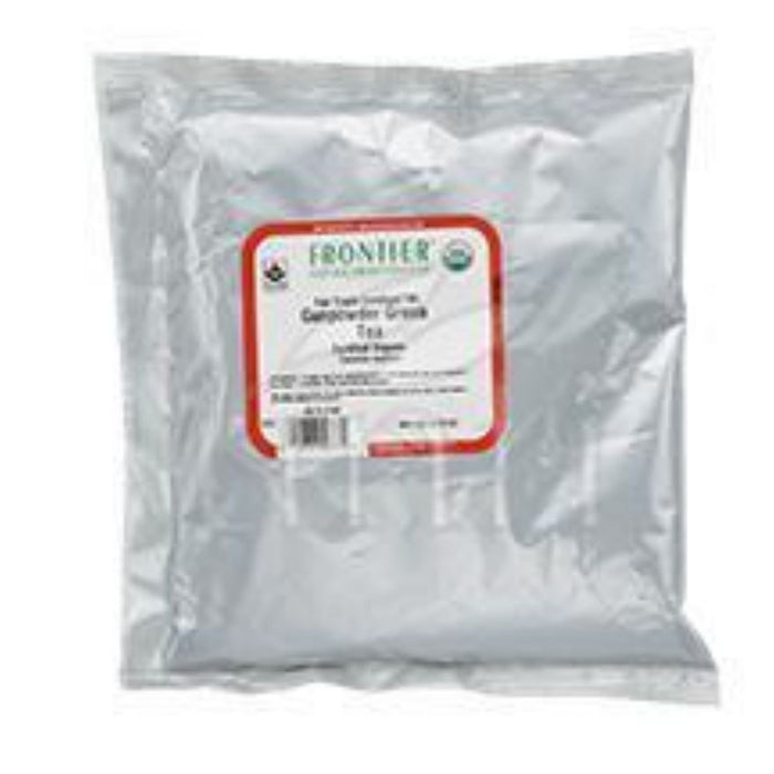 Frontier Herb Tea - Organic - Fair Trade Certified - Green - Gunpowder - Bulk - 1 lb
