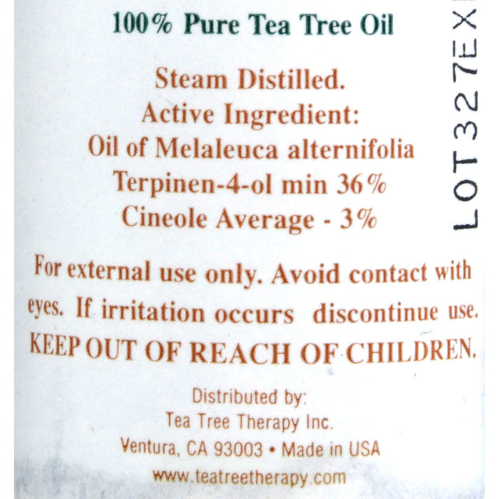 Tea Tree Therapy Tea Tree Oil - 2 Fl Oz