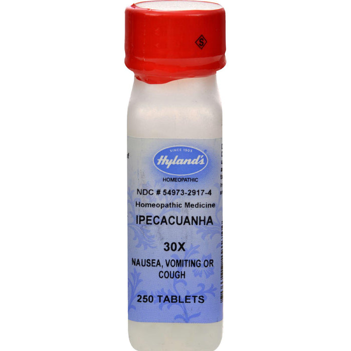 Hyland's Ipecacuanha 30x - 250 Tablets