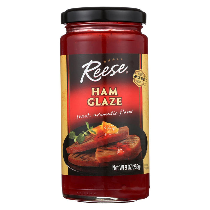 Reese Ham Glaze Sauce - Case Of 12 - 9 Oz.