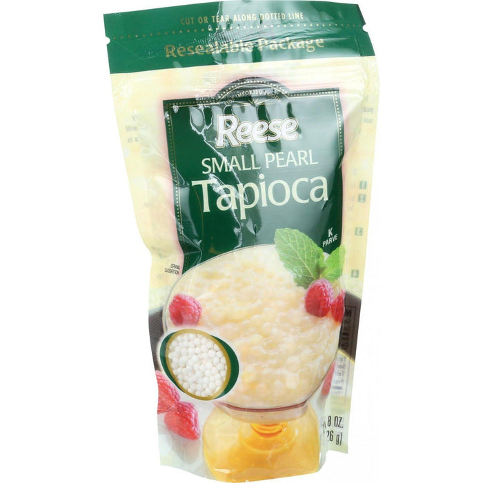 Reese Tapioca - Small Pearl - 8 Oz - Case Of 6