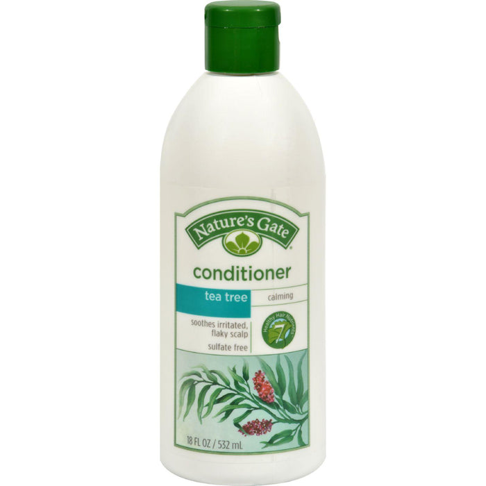 Nature's Gate Conditioner Tea Tree - 18 Fl Oz