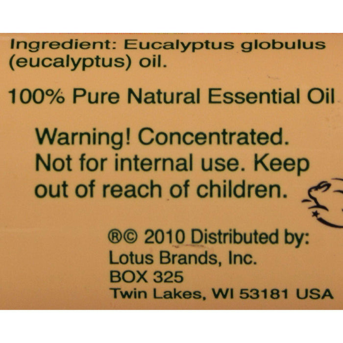 Nature's Alchemy Essential Oil - Eucalyptus - .5 Oz