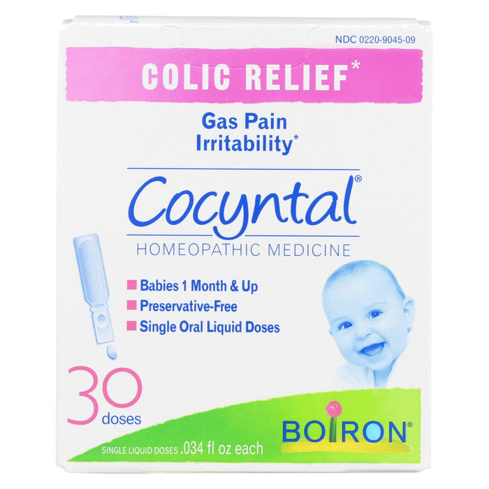 Boiron Cocyntal-colic Remedy - 30 Count