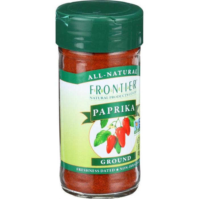 Frontier Herb Paprika - Ground - 1.69 Oz