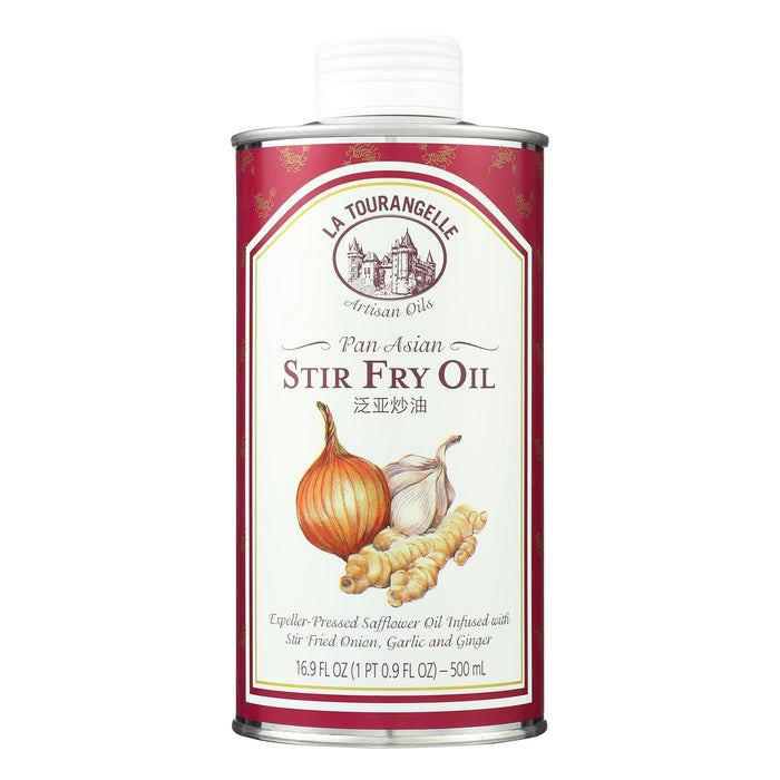 La Tourangelle Stir Fry Oil - Case Of 6 - 16.9 Fl Oz.