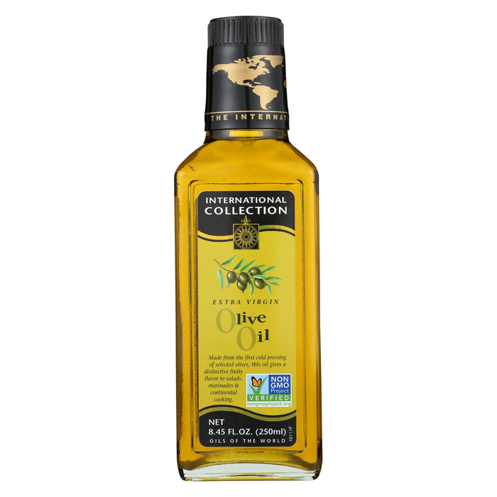 International Collection Olive Oil - Extra Virgin - Case Of 6 - 8.45 Oz