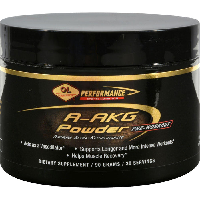 Olympian Labs A-akg Powder - 30 Servings