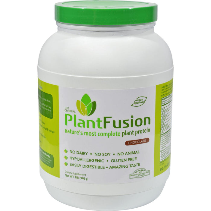 Plantfusion Multi Source Plant Protein Chocolate - 2 Lbs