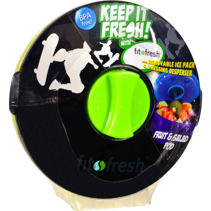 Fit And Fresh Kids Fruit And Salad Bowl - 1 Bowl