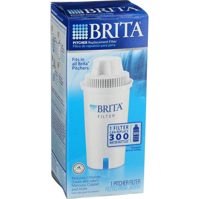 Brita Replacement Pitcher And Dispenser Filter - 1 Filter