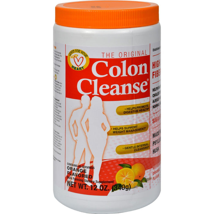 Health Plus The Original Colon Cleanse Orange - 12 Oz