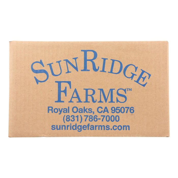 Sunridge Farms All Natural Dark Chocolate Blueberries - Case Of 10 - 1 Lb.