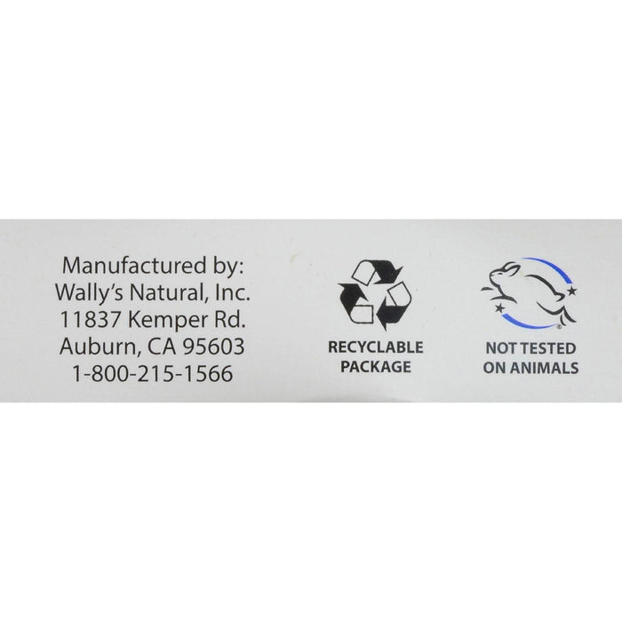 Wally's Natural Products Candles - Soy Blend - Case Of 75