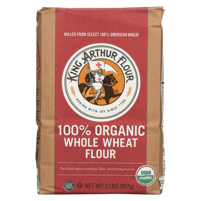 King Arthur Whole Wheat Flour - Case Of 12 - 2