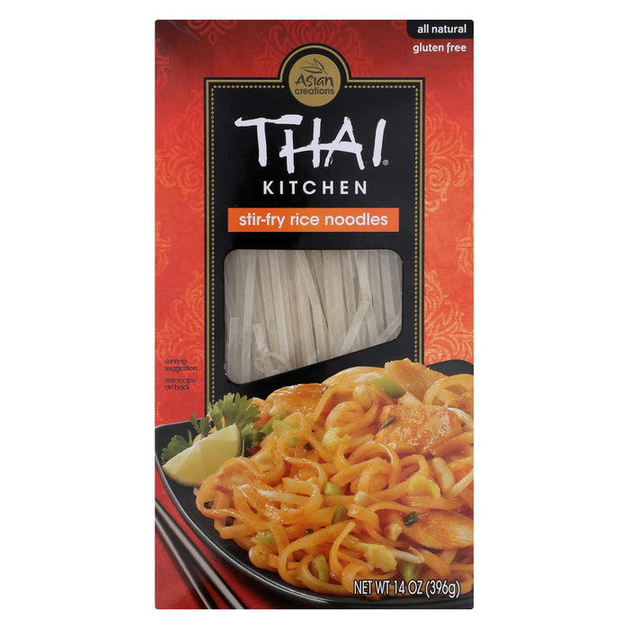 Thai Kitchen Stir-fry Rice Noodles - Case Of 12 - 14 Oz.