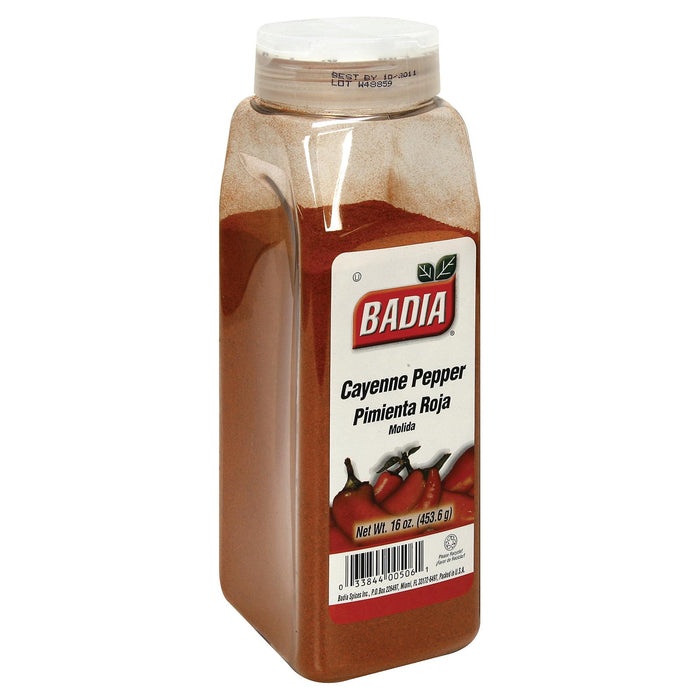 Badia Spices Red Pepper Ground - Case Of 6 - 16 Oz.