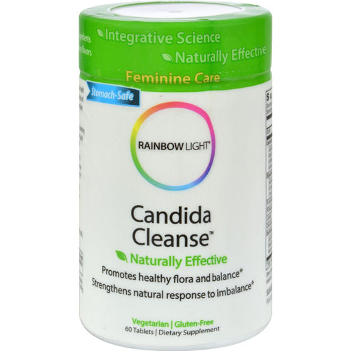 Rainbow Light Candida Cleanse - 60 Tablets