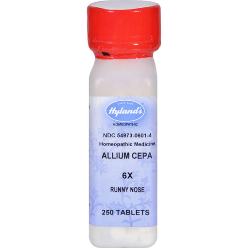 Hyland's Allium Cepa 6x - 250 Tablets