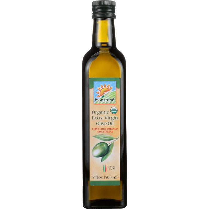 Bionaturae Olive Oil - Organic - Extra Virgin - 17 Oz - Case Of 12