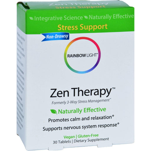 Rainbow Light Zen Therapy - 30 Tablets