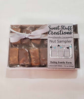 Caramel gift box assortments, 12 Piece
