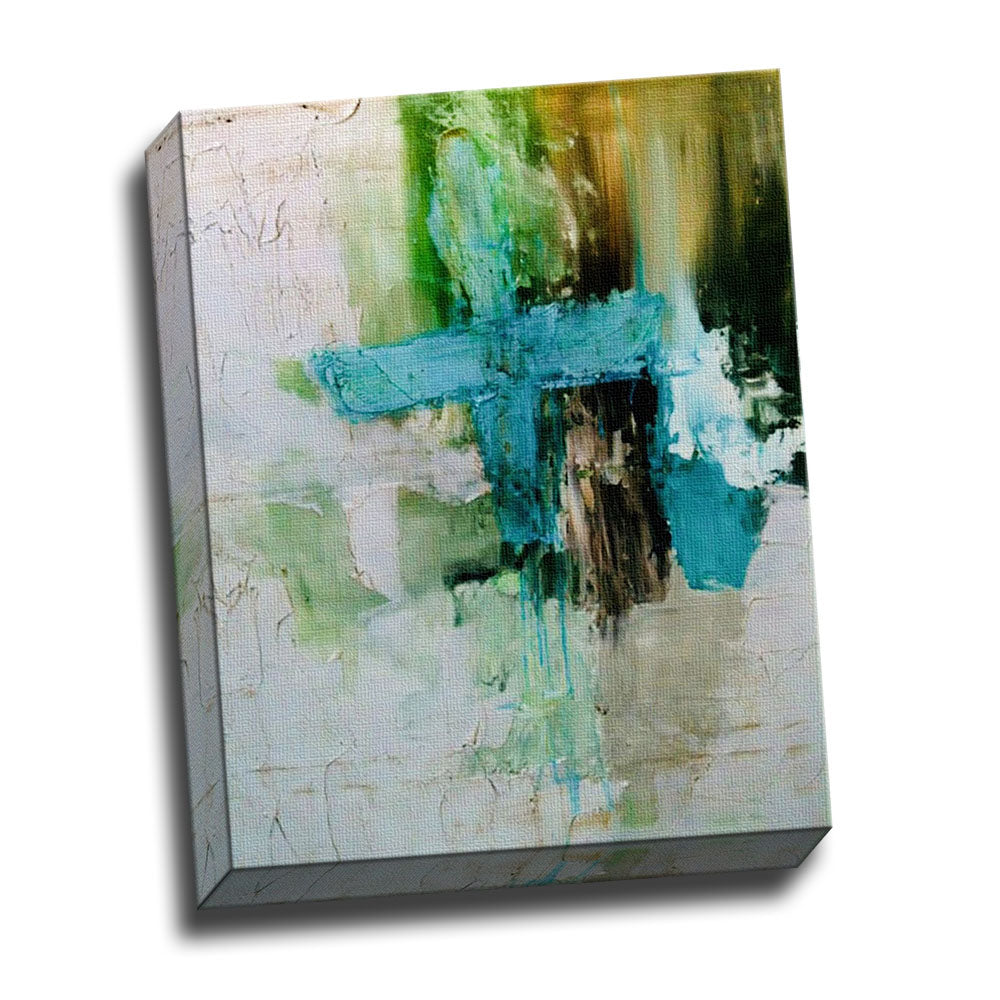 Glory To The Cross Giclee Canvas
