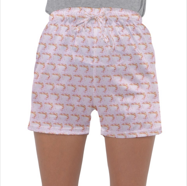 Coastal Confetti Night Shorts
