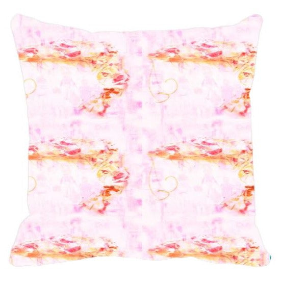 Coastal Confetti Pillow