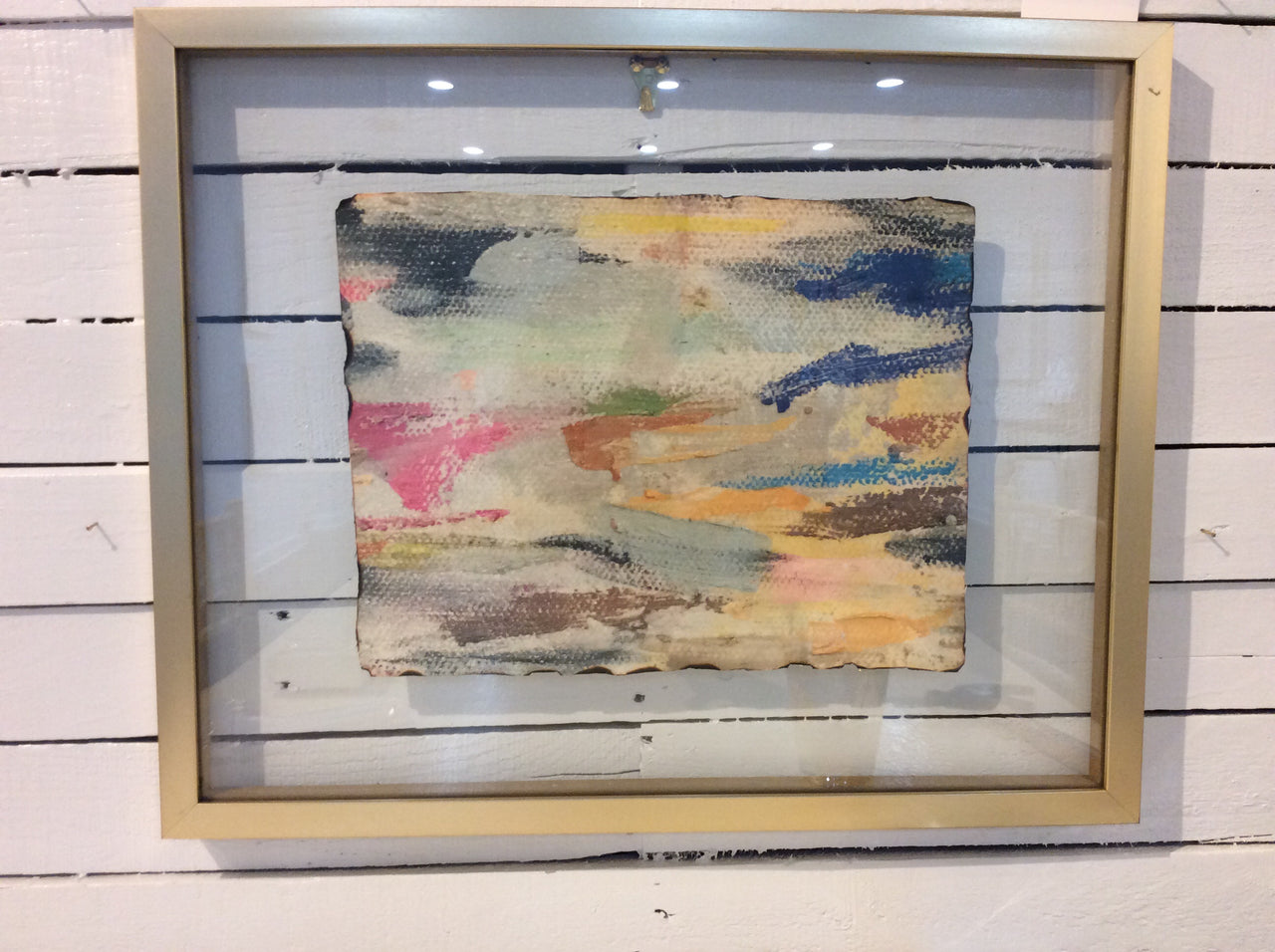 Framed Sandy fabric
